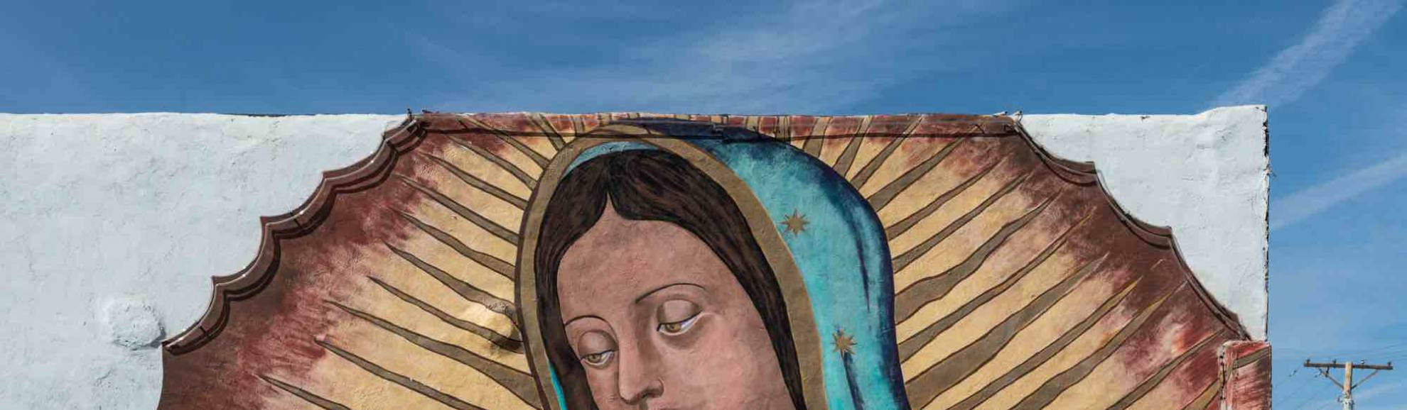 np_Mural across from the San Ysleta Mission, El Paso, Texas_n56rj5_free